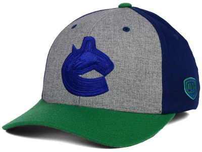 Vancouver Canucks Old Time Hockey NHL Triplex Flex Cap