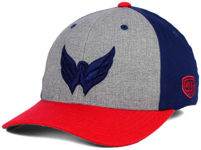 Washington Capitals Old Time Hockey NHL Triplex Flex Cap