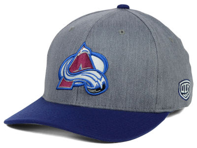 Colorado Avalanche Old Time Hockey NHL Grilled Flex Hat