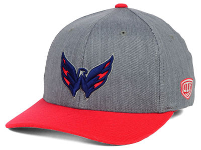 Washington Capitals Old Time Hockey NHL Grilled Flex Hat