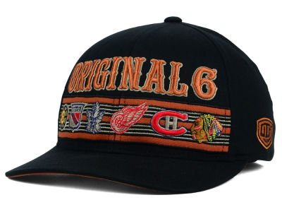 Calgary Flames Old Time Hockey NHL Grilled Flex Hat