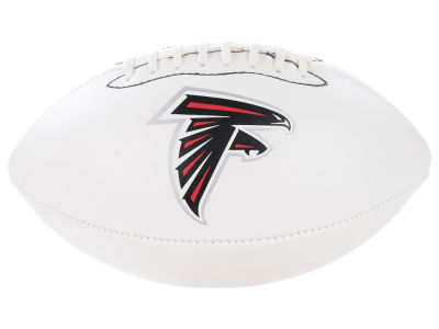 Atlanta Falcons NFL Autograph Football