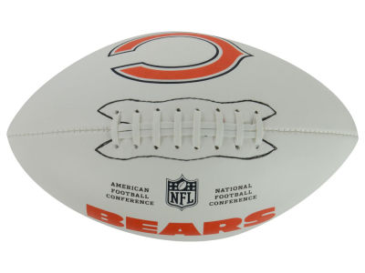 Chicago Bears NFL Autograph Football