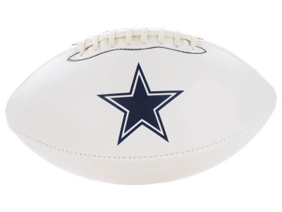 Dallas Cowboys NFL Autograph Football