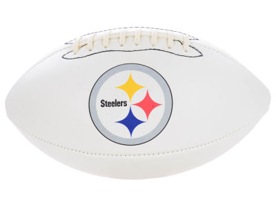 Pittsburgh Steelers NFL Autograph Football
