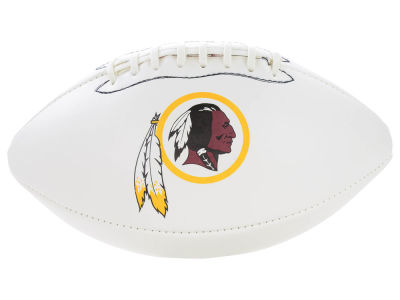 Washington Redskins NFL Autograph Football