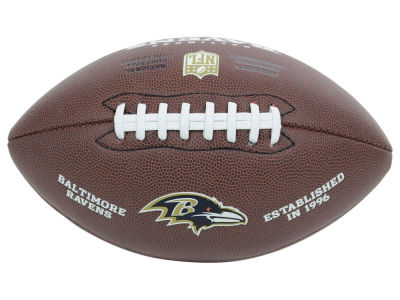 Baltimore Ravens NFL Composite Football