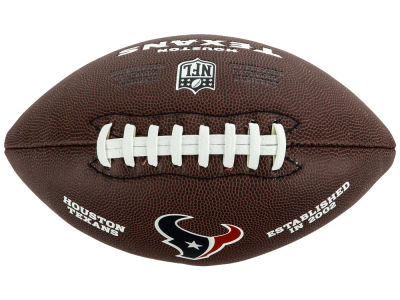 Houston Texans NFL Composite Football