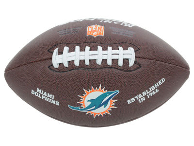 Miami Dolphins NFL Composite Football