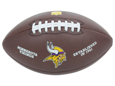 Minnesota Vikings NFL Composite Football