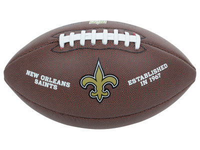 New Orleans Saints NFL Composite Football