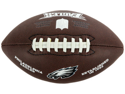 Philadelphia Eagles NFL Composite Football
