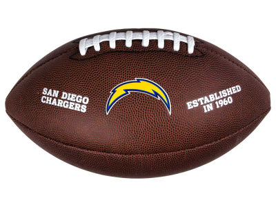 Los Angeles Chargers NFL Composite Football