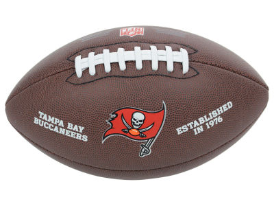 Tampa Bay Buccaneers NFL Composite Football