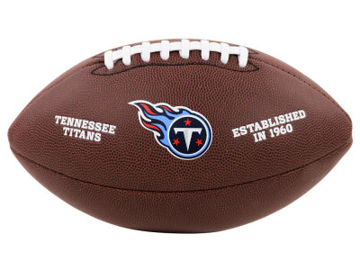 Tennessee Titans NFL Composite Football