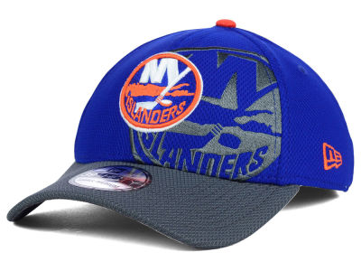 New York Islanders New Era NHL Shadow Graphite 39THIRTY Cap