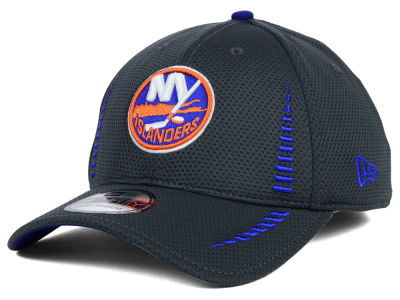 New York Islanders New Era NHL Graphite Training 39THIRTY Cap