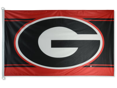 Georgia Bulldogs 3x5ft Flag