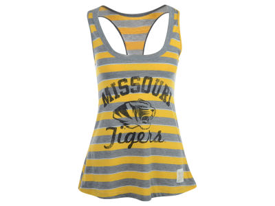 Missouri Tigers NCAA Womens Yarn Dye Tank