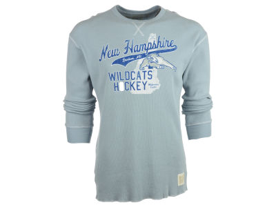 New Hampshire Wildcats Retro Brand NCAA Long Sleeve Thermal Top