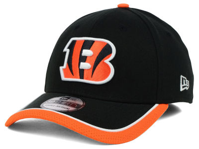 Cincinnati Bengals New Era NFL On Field 39THIRTY Cap