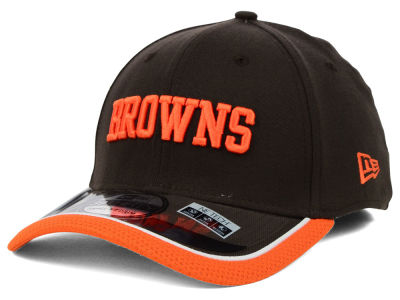 Cleveland Browns New Era NFL On Field 39THIRTY Cap