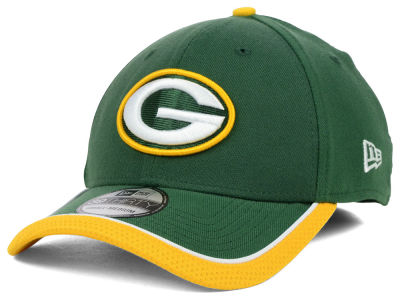 Green Bay Packers New Era NFL On Field 39THIRTY Cap