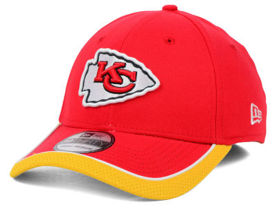 Kansas City Chiefs New Era NFL On Field 39THIRTY Cap