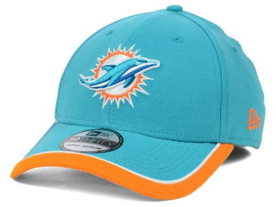 Miami Dolphins New Era NFL On Field 39THIRTY Cap