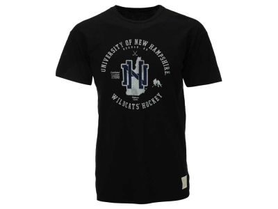 New Hampshire Wildcats Retro Brand NCAA Slub T-Shirt