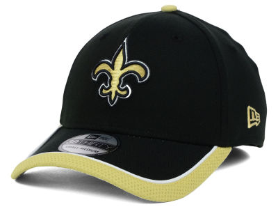 New Orleans Saints New Era NFL On Field 39THIRTY Cap