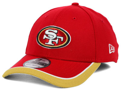 San Francisco 49ers New Era NFL On Field 39THIRTY Cap