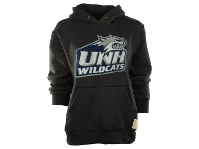 New Hampshire Wildcats Retro Brand NCAA Triblend Hoodie