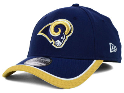 Los Angeles Rams New Era NFL On Field 39THIRTY Cap