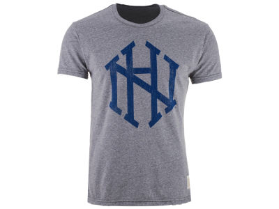 New Hampshire Wildcats Retro Brand NCAA Triblend Streaky T-Shirt