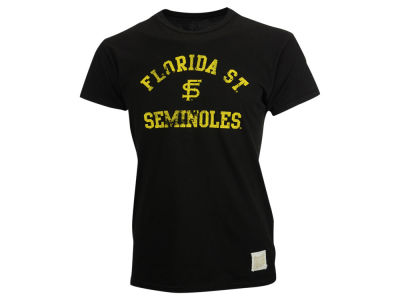 Florida State Seminoles Retro Brand NCAA Vintage Super Soft T-Shirt