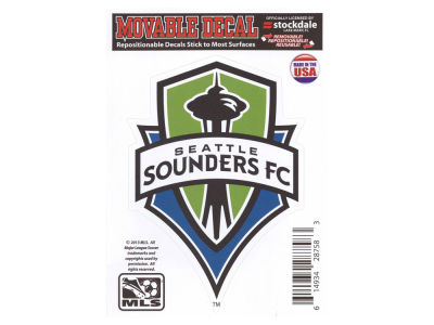 Seattle Sounders FC Vinyl Decal