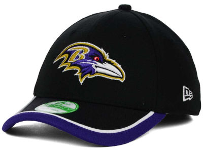 Baltimore Ravens New Era NFL Kids On Field 39THIRTY Cap