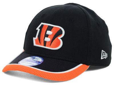 Cincinnati Bengals New Era NFL Kids On Field 39THIRTY Cap