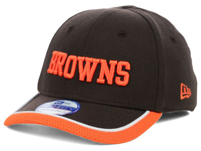 Cleveland Browns New Era NFL Kids On Field 39THIRTY Cap