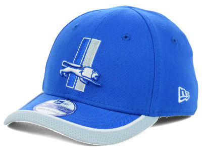 Detroit Lions New Era NFL Kids On Field 39THIRTY Cap