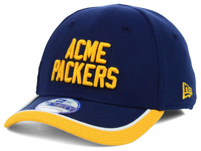 Green Bay Packers New Era NFL Kids On Field 39THIRTY Cap