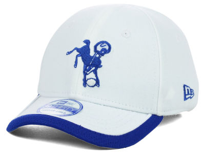 Indianapolis Colts New Era NFL Kids On Field 39THIRTY Cap