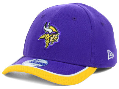 Minnesota Vikings New Era NFL Kids On Field 39THIRTY Cap