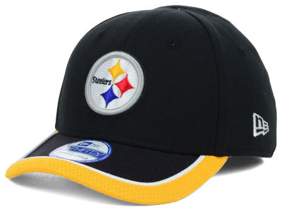 Pittsburgh Steelers New Era NFL Kids On Field 39THIRTY Cap