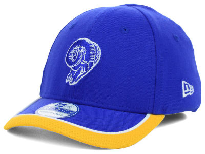 Los Angeles Rams New Era NFL Kids On Field 39THIRTY Cap