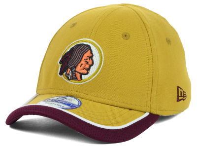 Washington Redskins New Era NFL Kids On Field 39THIRTY Cap