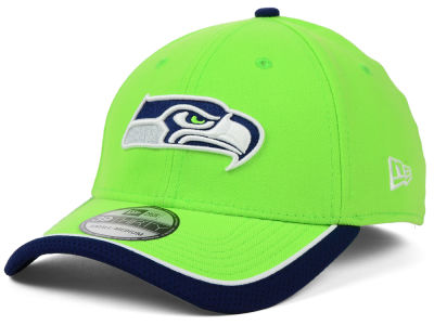 Seattle Seahawks New Era NFL 2014 On Field REV 39THIRTY Cap