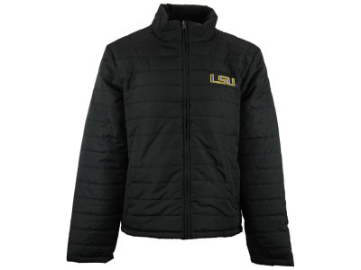 LSU Tigers NCAA Men's Puffer Jacket