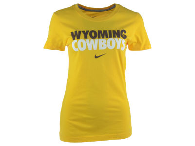 Wyoming Cowboys NCAA Women's Classic Crew T-Shirt